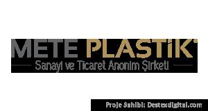 Mete Plastik, SEO Hizmeti Sağlandı. Bu iş Destex Digital çözüm ortaklığı ile gerçekleştirildi.